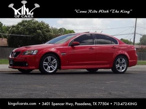 pontiac g8 for sale by owner purchase used 2008 pontiac g8 3 6l v6 250hp clean 2