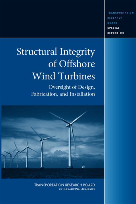 structural integrity of offshore wind turbines oversight