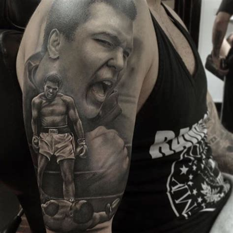 tattoo of ali 52 popular muhammad ali tattoo design and ideas about