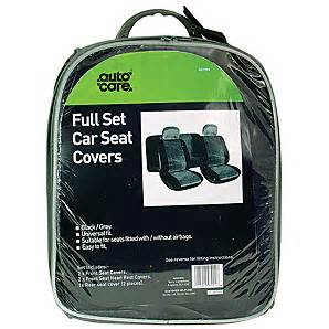 Car Seat Covers Asda Car Seat Covers