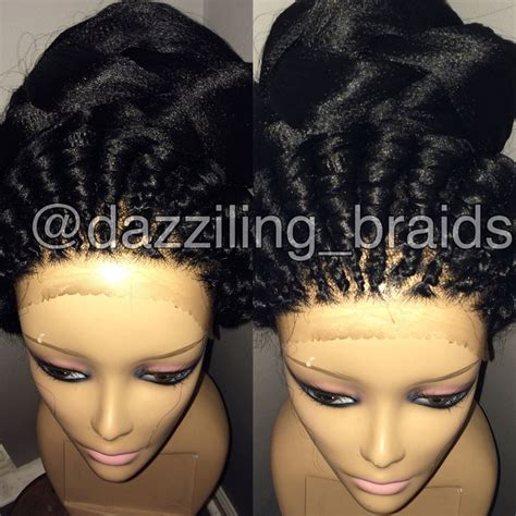 ghanaians wig styles 32 best lace front braid wig images on pinterest front