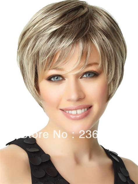 easy to maintain short hairstyles for thick hair easy care short hairstyles hair style and color for woman