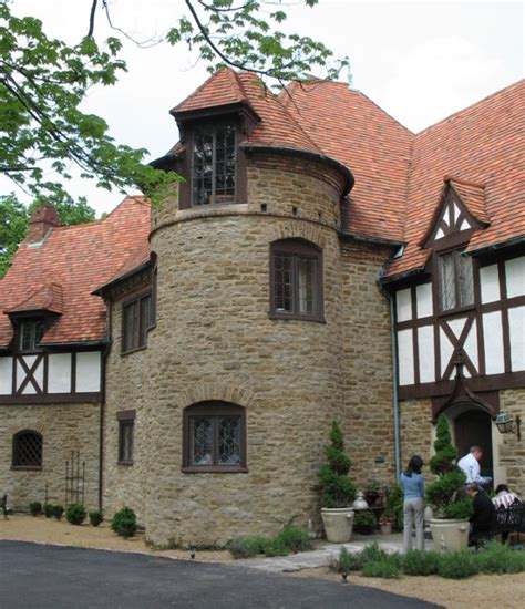 mack house the mack house 1930s tudor revival mansion hooked on houses