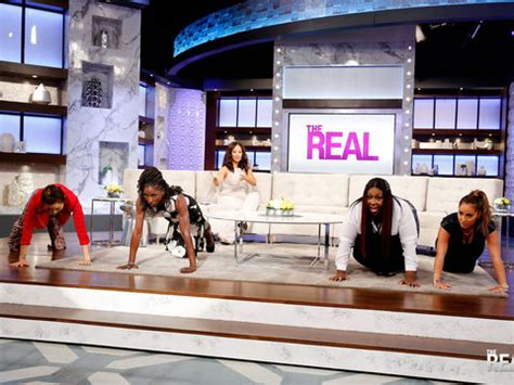 Lonis Detox Diary by The Real A Daytime Talk Show With Co Hosts Adrienne
