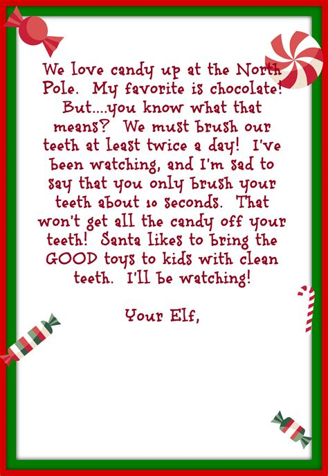 printable elf on a shelf goodbye letter elf on the shelf day 9 december pre k pinterest