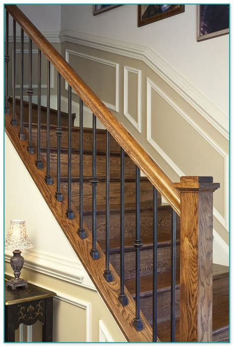 buy a banister stair spindles 100 wrought iron stair spindles another