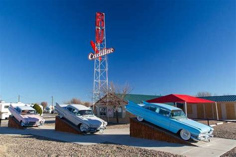 Cadillac Ranch Rv Park by Rainbowrv Cadillac Ranch Rv Park