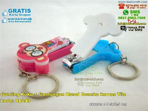 Gantungan Kunci Barcelona Gunting Kuku gunting kuku gantungan kunci boneka kemas tile souvenir
