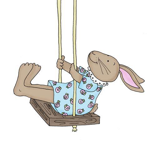 bunny swing free dearie dolls digi sts bunny swing