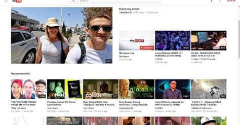 visitor pattern youtube youtube introduce il material design leganerd