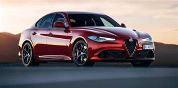 Alfa Romeo Giula 2017 Alfa Romeo Giulia Pricing And Specs
