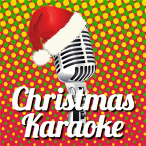 christmas carols karaoke santa claus and christmas