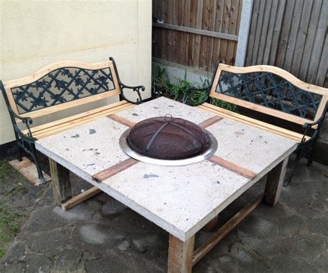 How To Build A Propane Pit Table Pit Ideas