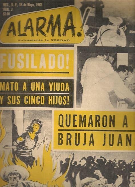 imagenes fuertes revista alarma revista la alarma de mexico newhairstylesformen2014 com