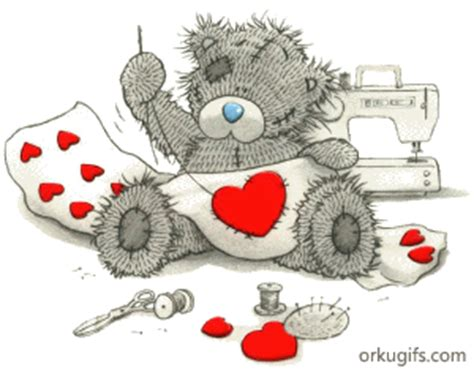 tatty teddy knitting images  messages