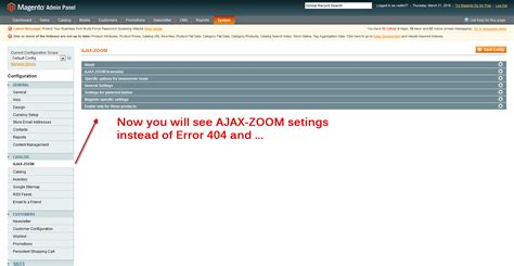 magento layout update ajax magento mouseover zoom 360 spin video extension