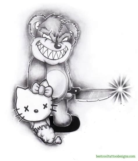 best site for tattoo designs teddy archives best cool designs