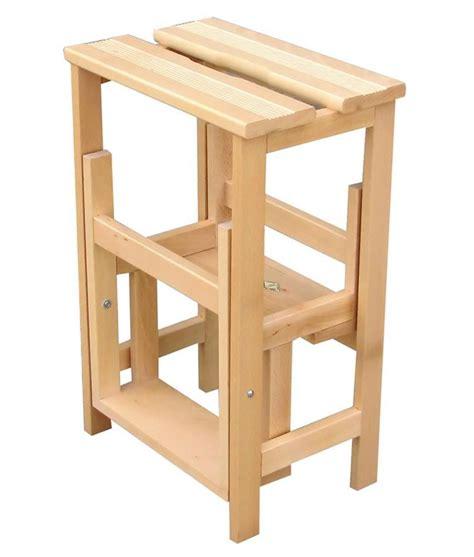 sgabello scala scala sgabello in legno happy lines fratelli fabbro