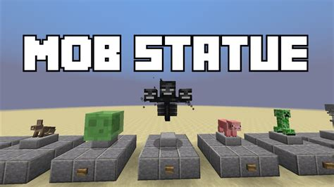 minecraft boat spawner how to make mob statues in minecraft minecraft blog
