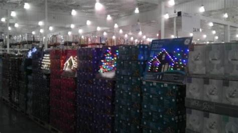 christmas lights costco christmas ideas