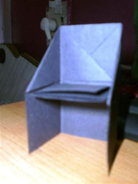 How To Make An Origami Desk - origami tv gallery