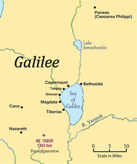 caesarea philippi map 11th of 14 jude thaddeus apostle