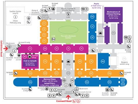 v a floor plan and albert museum and things to see for children of all ages family vacation plans