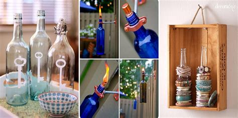 glass bottle craft projects crafts projects studio design gallery