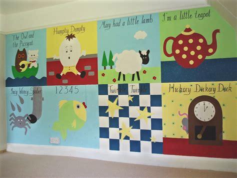 Nursery Bulletin Board Ideas Palmyralibrary Org Nursery Rhymes Decorations