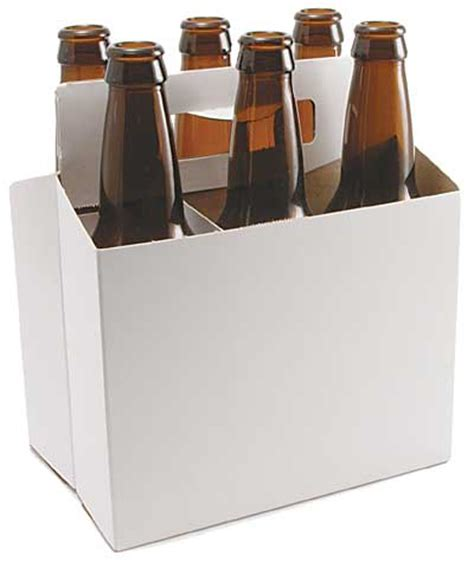 6 pack carrier template blank six pack holder from william s brewing
