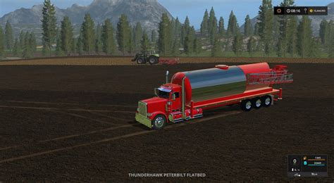 Handmade Ls - sprayer bed for my custom peterbilt 388 v1 modhub us