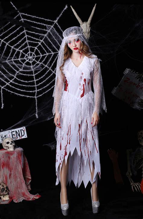 bloody zombie nurse doctor ghosts halloween