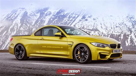 would you buy an bmw m4 truck