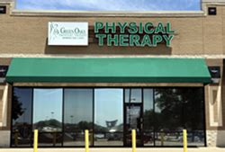 green oaks physical therapy get back on your