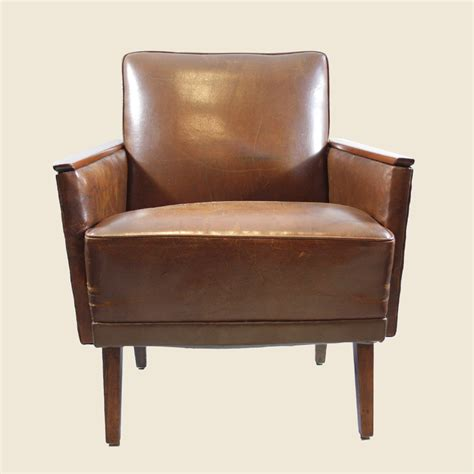 Vintage Leather Armchair Uk by Vintage Leather Mid Century Armchair Vintage Matters