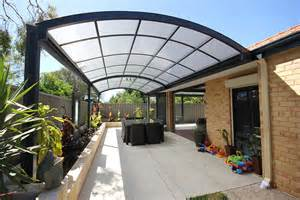 Steel Pergola Designs by Steel Pergolas Carports And Gazebos Alfresco Patio Living