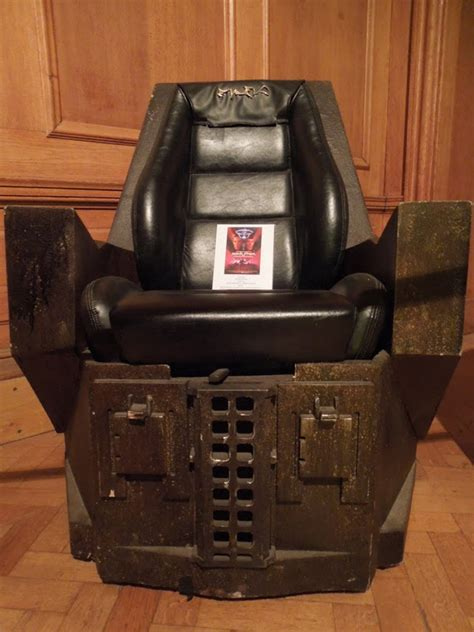 klingon chair costumes and props more costumes and