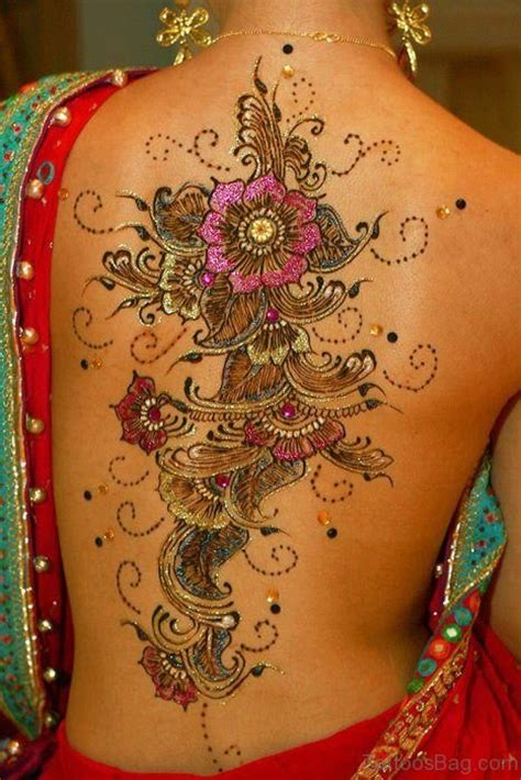 henna tattoo on your back 50 excellent henna tattoos for back