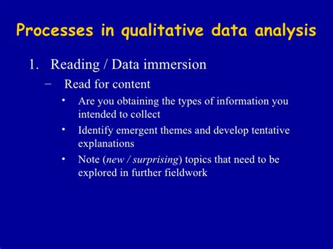 qualitative research developing themes qualitative research