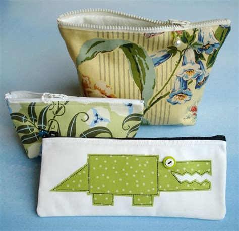 zippered pouch sewing pattern zippered pouch by precious patts sewing pattern