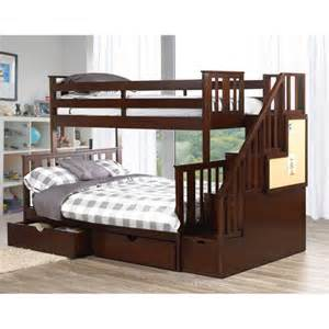 Nolin staircase bunk bed