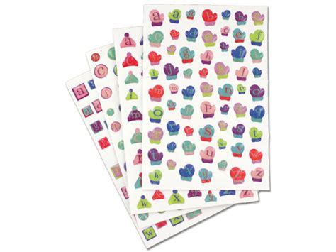 Alphabet Stickers Bulk