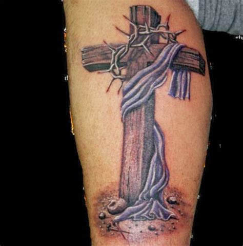 unique cross tattoos for men unique ideas for