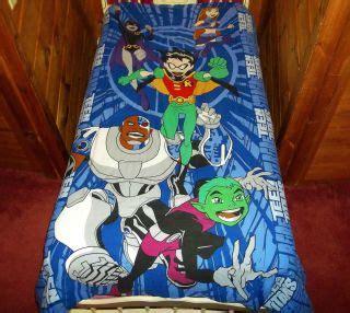 teen titans bedding teen titans figure beast boy starfire robin cyborg
