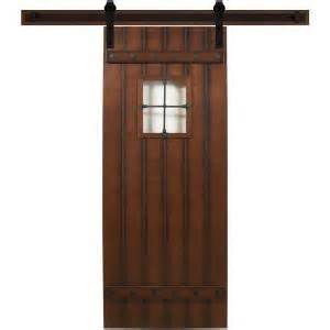 interior sliding doors home depot steves sons 30 in x 90 in tuscan iii stained hardwood
