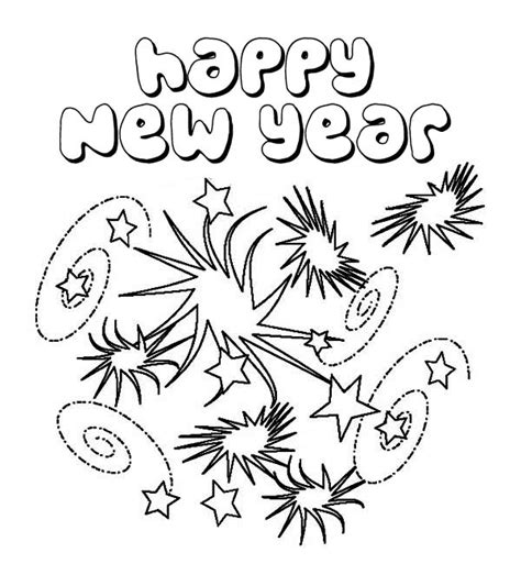 happy new year printable coloring pages 2016 happy new year coloring pages best coloring pages for kids