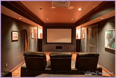 10 best home theater room decorating ideas 1homedesigns