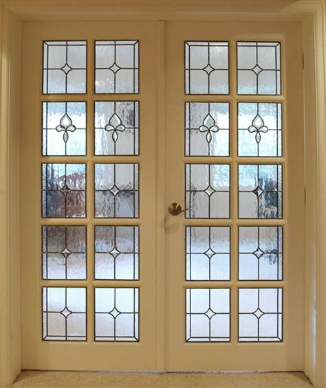 glass panelled doors advantages and disadvantages of a glass panel interior
