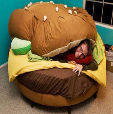 cheeseburger bed burger bed sheet most insane bed sheets