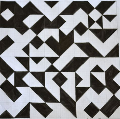 Geometric Patterns by Geometric Pattern Geometric Drawings